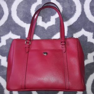 Authentic Coach purse Red !